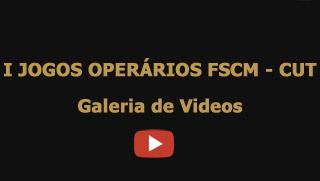 I Jogos Operários FSCM - CUT